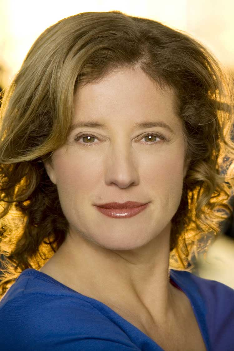 Nancy Travis young