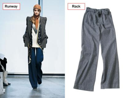Fall fashion 2007, fashion trends