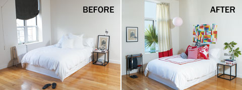 The $50-and-under bedroom makeover | Things to Do | reviews ...