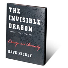 invisible dragon essays beauty Buy the invisible dragon: essays on beauty, revised and expanded revised edition by dave hickey (isbn: 9780226333199) from amazon's book store everyday low prices and free delivery on eligible orders.