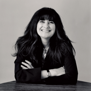 Ruth Reichl, a force of nature