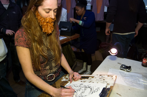 Hot Recap: 2009 NYC Beard & Moustache Championships | Things to Do ...