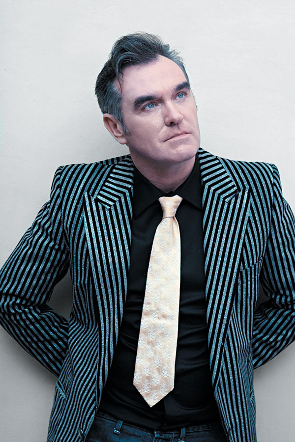 The Man, The Morrissey.