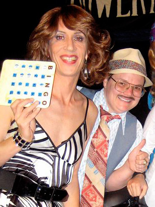 Le Bingo at Poisson Rouge