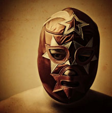 Mexican wrestling: more than a disturbing diversion.