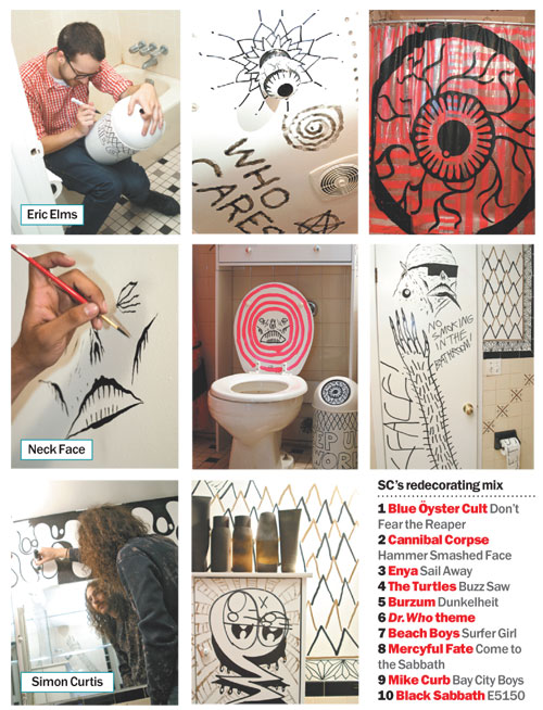 How to: Redo your loo | House & home | reviews, guides